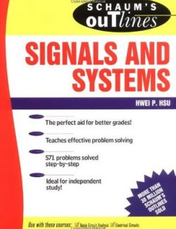Signals and Systems (Schaum) - Hwei P. Hsu - 1st Edition 22