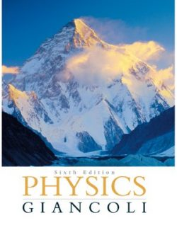 Physics: Principles with Applications – Douglas C. Giancoli – 6th Edition