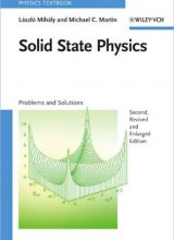 Solid State Physics: Problems and Solutions - László Mihály, Michael C. Martin - 1st Edition 74