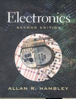Electronic – Hambley Allan R. – 2nd Edition