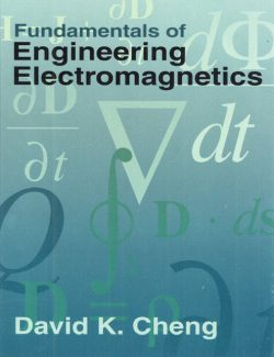 Fundamentals of Engineering Electromagnetics – Cheng – 1st Edition