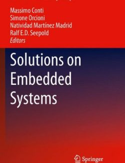 Solutions on Embedded Systems – Conti, Orcioni, Martinez, Seepld – 1st Edition