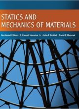 Statics and Mechanics of Materials - Beer & Johnston - 1st Edition 76