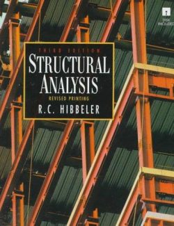 Structural Analysis – Russell C. Hibbeler – 3rd Edition