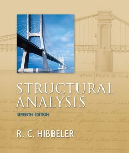 Structural Analysis – Russell C. Hibbeler – 7th Edition