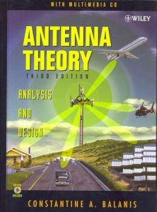 Antenna Theory: Analysis and Design – Constantine Balanis – 2nd Edition