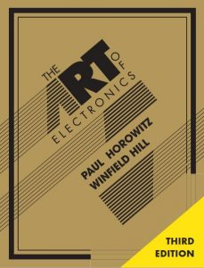 The Art of Electronics – Paul Horowitz, Winfield Hill – 3rd Edition
