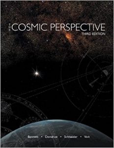 The Cosmic Perspective – Jeffrey Bennett – 3rd Edition