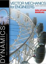 Vector Mechanics for Engineers: Dynamics - Beer & Johnston - 10th Edition 78