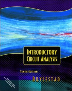 Introductory Circuit Analysis – Robert Boylestad – 10th Edition