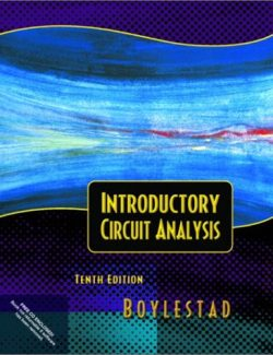 Introductory Circuit Analysis - Robert Boylestad - 10th Edition 29