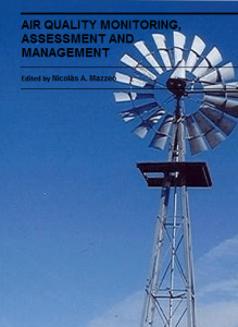 Air Quality Monitoring: Assessment and Management – Nicolás A. Mazzeo – 1st Edition