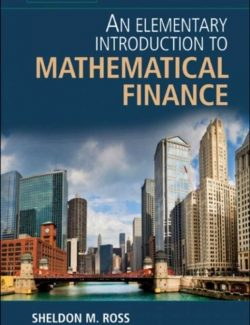 An Elementary Introduction to Mathematical Finance - Sheldon M. Ross - 3rd Edition 22