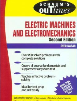 Electric Machines and Electromechanics (Schaum's Outline) - Syed A. Nasar - 2nd Edition 20