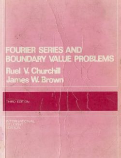 Fourier Series and Boundary Value Problems - Ruel V. Churchill, James W. Brown - 3rd Edition 23