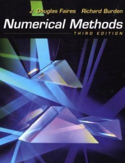 Numerical Methods – Burden & Faires – 3rd Edition