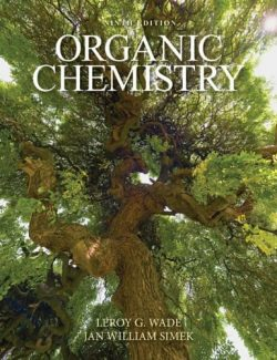 Organic Chemistry - Leroy G. Wade - 9th Edition 23