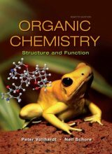 Organic Chemistry. Structure and Function - Peter Vollhardt - 8th Edition 73