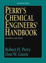 Perry's Chemical Engineers' Handbook - Robert H. Perry - 7th Edition 73