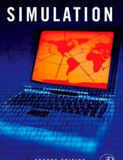 Simulation – Sheldon M. Ross – 4th Edition