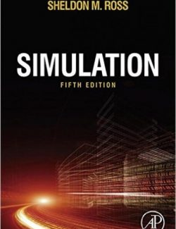 Simulation – Sheldon M. Ross – 5th Edition