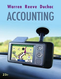 Accounting - Carl S. Warren