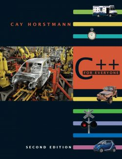 C++ for Everyone – Cay Horstmann – 2nd Edition