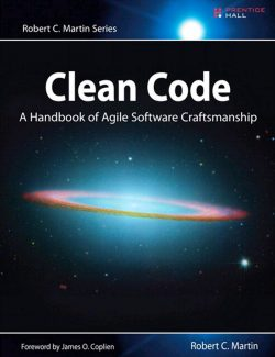 Clean Code – Robert C. Martin – 1st Edition
