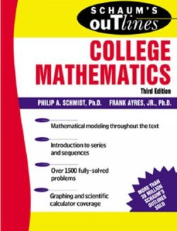 College Mathematic - Frank Ayres