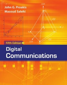 Digital Communications – John G. Proakis, Masoud Salehi – 5th Edition