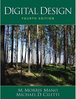 Digital Design with An Introduction to the Verilog HDL - M. Morris Mano