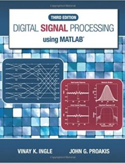 Digital Signal Processing using MATLAB – Vinay K. Ingle, John G. Proakis – 3rd Edition