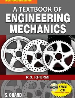Engineering Mechanics - R. S. Khurmi - 1st Edition