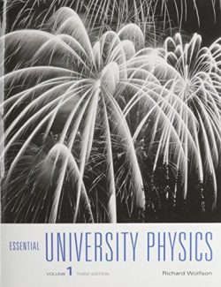 Essential University Physics - Andrew Rex