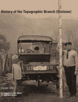 History of the Topographic Branh - Richard T. Evans