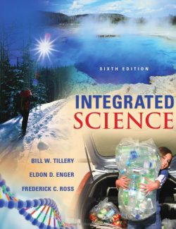 Integrated Science - Bill W. Tillery