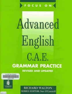 Advanced English Grammar Practice (Longman) – Richard Walton – 4th Edition