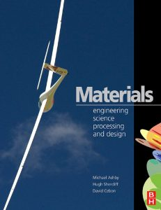 Materials: Engineering Science Processing and Design – Michael F. Ashby, Hugh Shercliff, David Cebon – 1st Edition