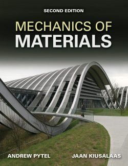 Mechanics of Materials - Andrew Pytel