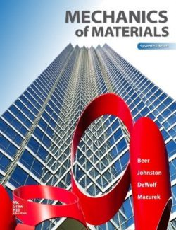 Mechanics of Materials – Beer & Johnston – 7th Edition