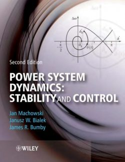 Power System Dynamics: Stability and Control - Jan Machowski