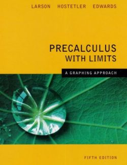 Precalculus with Limits - Ron Larson