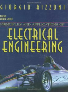 Principles and Applications of Electrical Engineering – Giorgio Rizzoni – 4th Edition