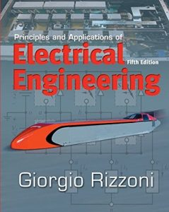 Principles and Applications of Electrical Engineering – Giorgio Rizzoni – 5th Edition