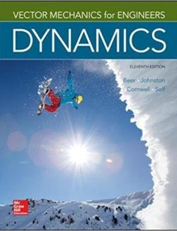 Vector Mechanics for Engineers: Dynamics – Beer & Johnston – 11th Edition